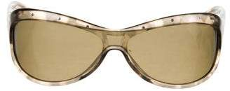 Bottega Veneta Tinted Embellished Sunglasses