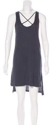 LnA Sleeveless Knee-Length Dress