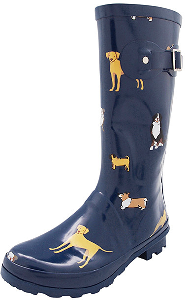 Look at Me Dogs Rain Boot - Women