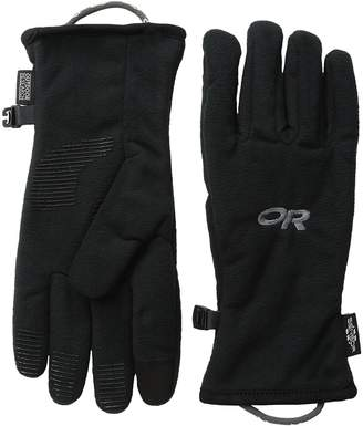 Outdoor Research Fuzzy Sensor Gloves Extreme Cold Weather Gloves