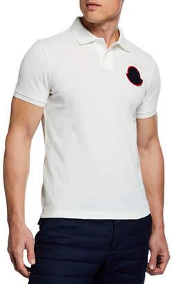 Moncler Men's Maglia Manica Corta Polo Shirt