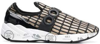 Premiata White Jodie sneakers