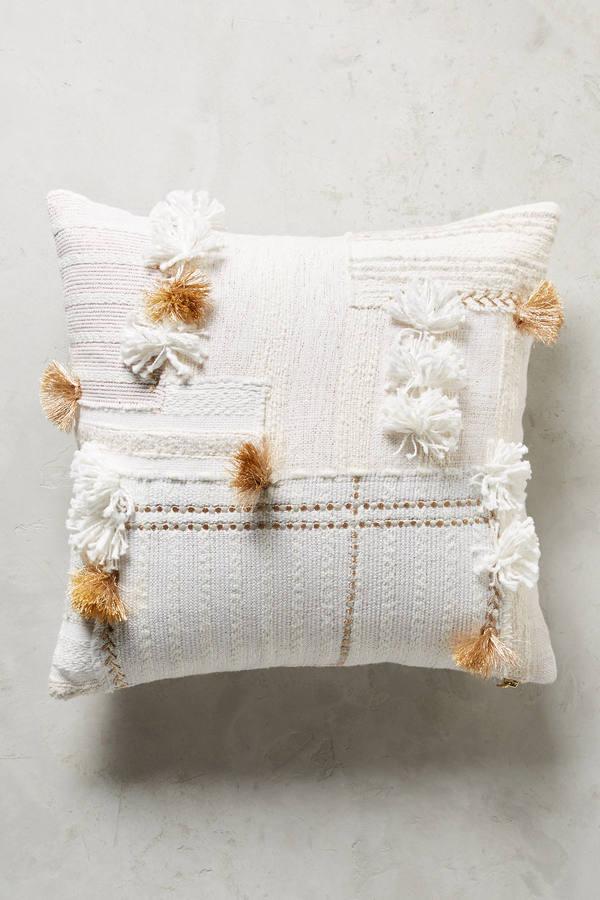 AnthropologieAnthropologie Tufted Yoursa Pillow