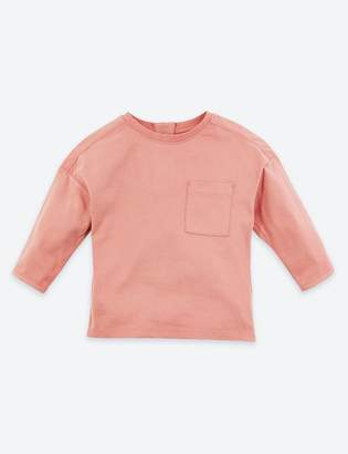Marks and Spencer Organic Cotton Top