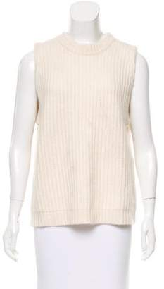 Kule Sleeveless Cashmere Sweater