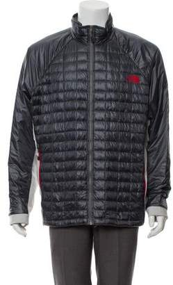 The North Face Quilted Paneled Jacket