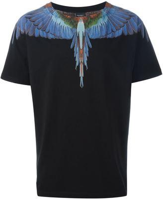 Marcelo Burlon County Of Milan 'Tres Lagos' T-shirt $231 thestylecure.com