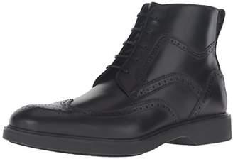Salvatore Ferragamo Men's Gaiano Boot 41 (US Men's 7) D - Medium