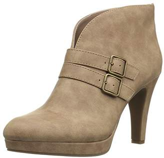 Kenneth Cole Unlisted by Women's Film Code Platform Heeled Bootie Fashion Boot