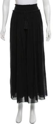 Isabel Marant Étoile Flared Maxi Skirt