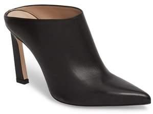 Stuart Weitzman Camila Angle Heel Mule
