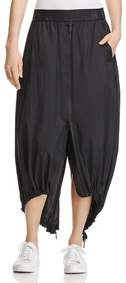 DKNY Pure Zip Front Fishtail Skirt $398 thestylecure.com