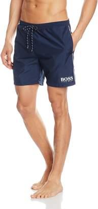 HUGO BOSS BOSS Black by Men's Innovation 10 Barracuda Swim Short