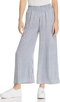 Vintage Havana Striped Wide-Leg Pants