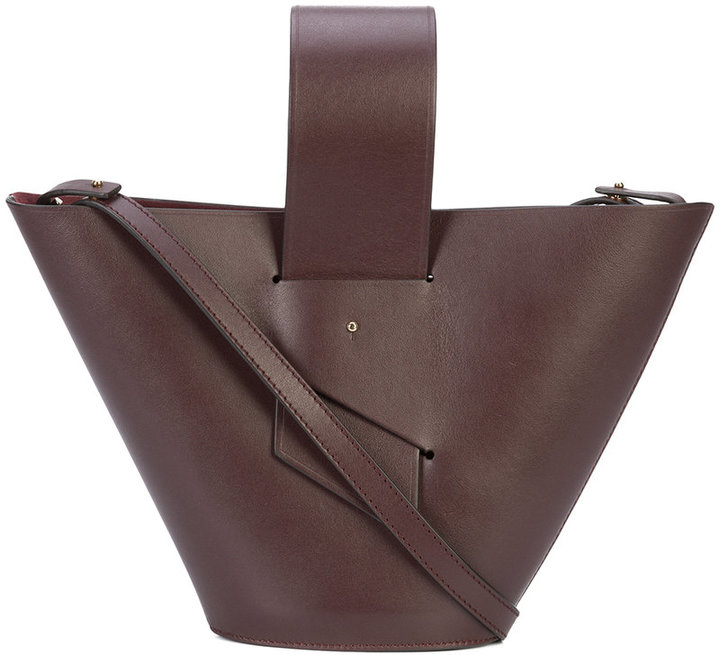 Carolina Santo Domingo Amphora shoulder bag