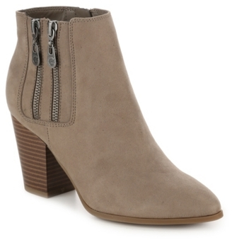 G by GUESS Shayla Bootie $80 thestylecure.com