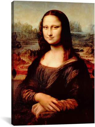 Leonardo icanvasart Mona Lisa By Da Vinci