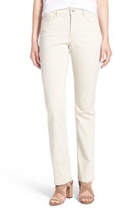 Women's Nydj Marilyn Stretch Straight Leg Jeans $114 thestylecure.com
