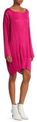 DAY Birger et Mikkelsen We11Done Long Sleeve Pleated Dress