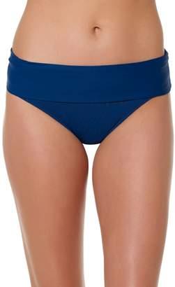Bleu Rod Beattie Fold-Over Bikini Bottoms