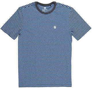 Element Men's Striped CR SS TEE