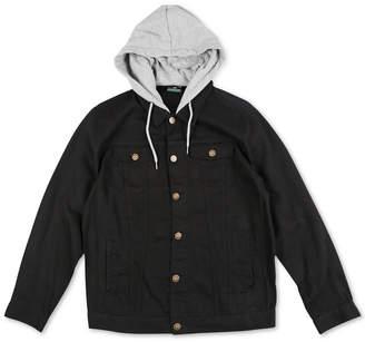 Lrg Men Hooded Jacket