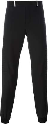 Les Hommes cuffed trousers