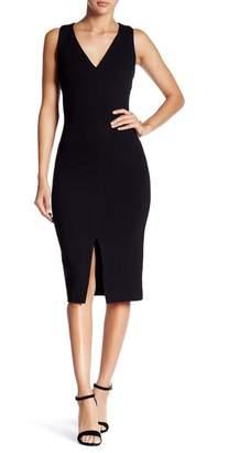 Love...Ady Ponte V-Neck Bodycon Dress $128 thestylecure.com