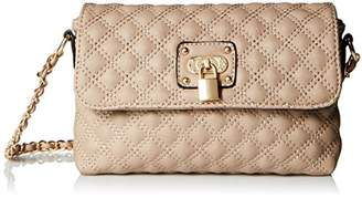 MG Collection Erika Small Satchel