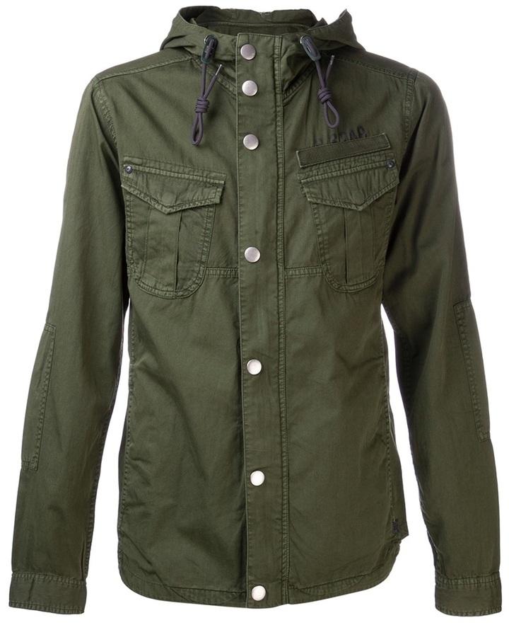 G Star 'Filch' over-shirt jacket