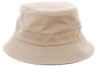 117eb49d44c Hermes Cotton Bucket Hat w  Tags