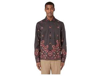 Etro Placed Tribal Pattern Shirt