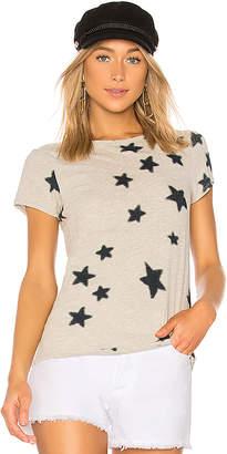 Pam & Gela Star Print Basic Tee