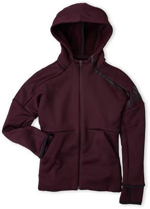 adidas Boys 8-20) Fleece Lined Hoodie