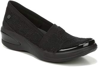 BZees Flirty Slip-On Wedge Sneaker