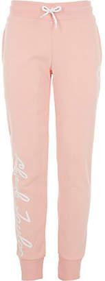 River Island Girls Converse pink 'Chuck Taylor' joggers