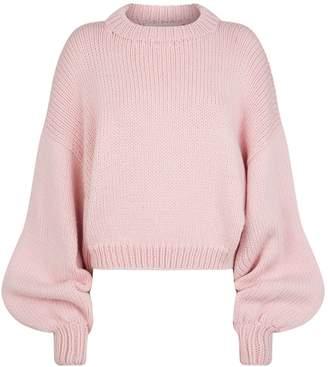 I Love Mr Mittens Wool Jackie Sweater