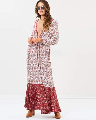 Tigerlily Hamilton Maxi Dress