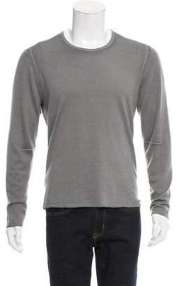 John Varvatos Cashmere Crew Neck Sweater