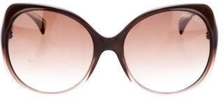 Jimmy ChooJimmy Choo Dahlia Oversize Sunglasses