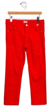 Il Gufo Boys' Mid-Rise Straight-Leg Pants