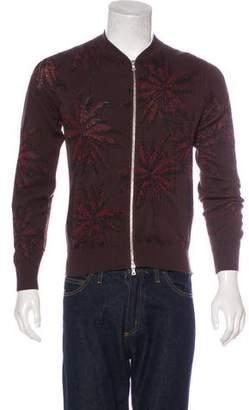 Dries Van Noten Brocade Knit Jacket