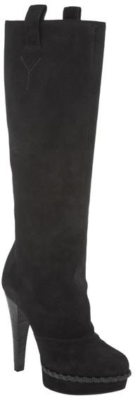 Yves Saint Laurent 'Coleen' boot