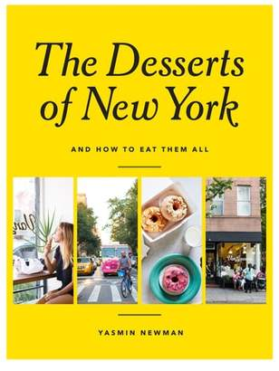 Chronicle Books The Desserts of New York