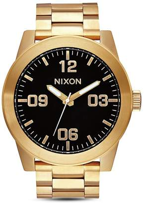 Nixon The Corporal Watch, 48mm