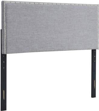 Dwell Home Inc. Home Basic Nailhead Upholstered Headboard