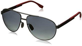 Boss Hugo Boss 0752/F/S Sunglasses $139.74 thestylecure.com
