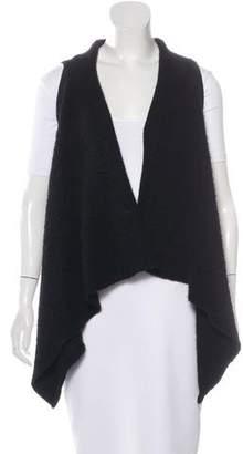 Rick Owens Silk & Cashmere Vest