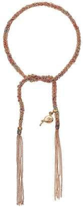 Carolina Bucci Celebration Charm Lucky Bracelet
