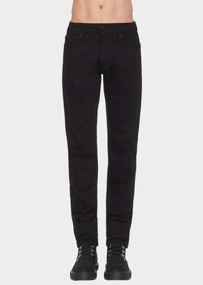Versace Versus Logo Tape Chino Jeans